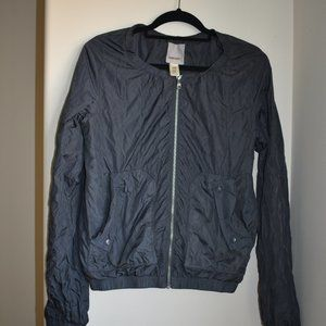 Diesel Woman's Cropped Jacket -Bomber style size M